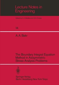 Cover Boundary Integral Equatio Method in Axisymmetric Stress Analysis Problems