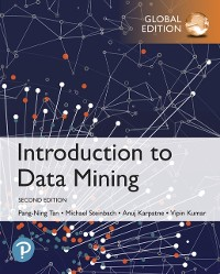 Cover Introduction to Data Mining, Global Edition