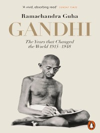 Cover Gandhi 1914-1948