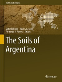 Cover The Soils of Argentina