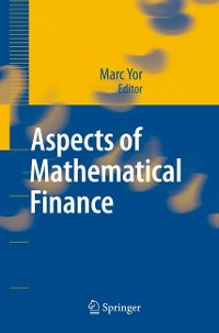 Cover Aspects of Mathematical Finance