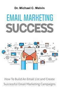 Cover Email Marketing Succcess