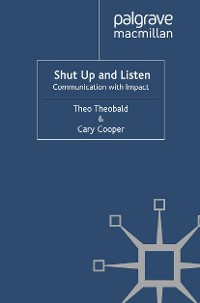Cover Shut Up and Listen