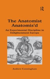 Cover Anatomist Anatomis'd