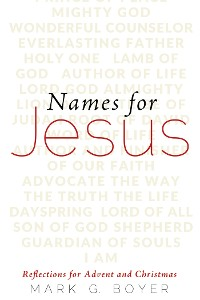 Cover Names for Jesus