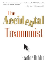 Cover The Accidental Taxonomist