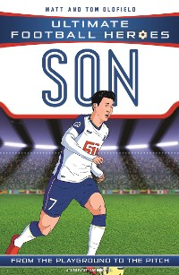 Cover Son Heung-min (Ultimate Football Heroes - the No. 1 football series)