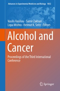Cover Alcohol and Cancer