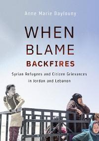 Cover When Blame Backfires