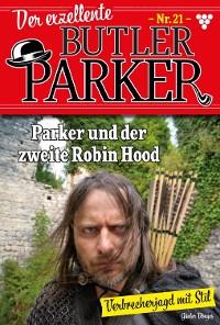 Cover Der exzellente Butler Parker 21 – Kriminalroman
