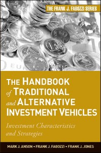 Cover The Handbook of Traditional and Alternative Investment Vehicles