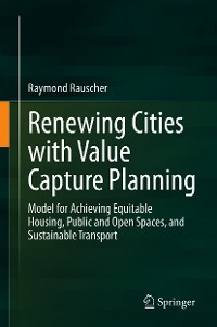 Cover Renewing Cities with Value Capture Planning