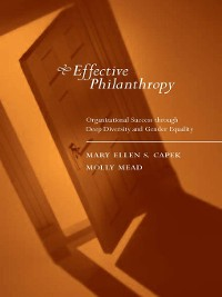 Cover Effective Philanthropy