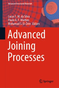 Cover Advanced Joining Processes