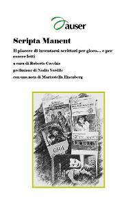 Cover Scripta manent