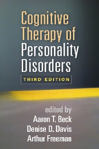 Cover Cognitive Therapy of Personality Disorders, Third Edition