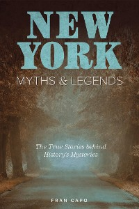 Cover New York Myths and Legends