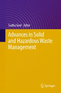 Cover Advances in Solid and Hazardous Waste Management