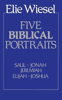Cover Five Biblical Portraits