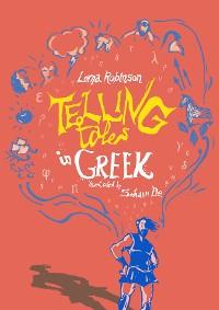 Cover Telling Tales in Greek