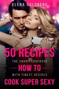 Cover 50 Recipes How to Cook Super Sexy