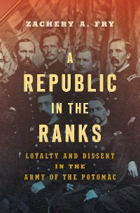Cover A Republic in the Ranks