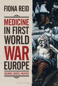 Cover Medicine in First World War Europe