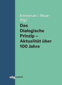 Cover Das Dialogische Prinzip