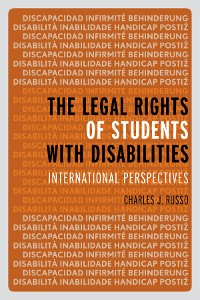 Cover The Legal Rights of Students with Disabilities
