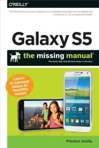 Cover Galaxy S5: The Missing Manual