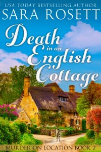Cover Death in an English Cottage