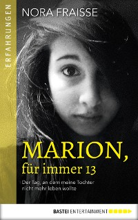 Cover Marion, für immer 13