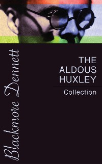 Cover The Aldous Huxley Collection