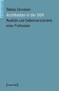 Cover Architekten in der DDR