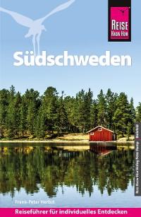 Cover Reise Know-How Reiseführer Südschweden