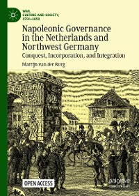 Cover Napoleonic Governance in the Netherlands and Northwest Germany