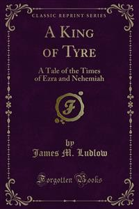 Cover A King of Tyre