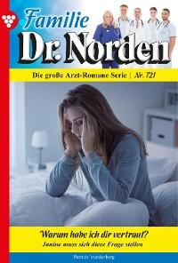 Cover Familie Dr. Norden 721 – Arztroman