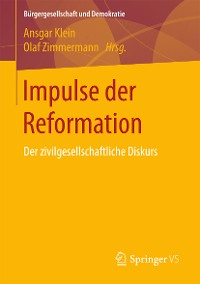 Cover Impulse der Reformation