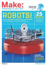 Cover Make: Technology on Your Time Volume 27