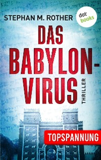 Cover Das Babylon-Virus
