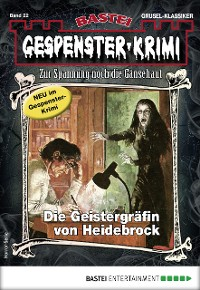 Cover Gespenster-Krimi 22 - Horror-Serie