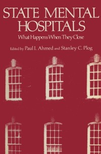 Cover State Mental Hospitals