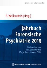 Cover Jahrbuch Forensische Psychiatrie 2019