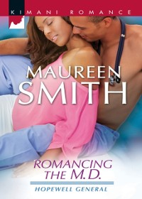 Cover Romancing the M.D. (Hopewell General, Book 3)