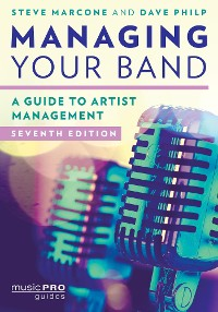 Cover Managing Your Band