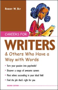 Cover Careers for Writers & Others Who Have a Way with Words