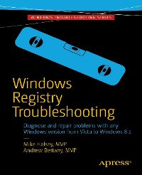 Cover Windows Registry Troubleshooting