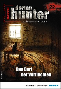 Cover Dorian Hunter 22 - Horror-Serie