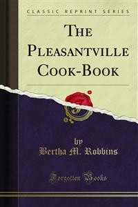 Cover The Pleasantville Cook-Book